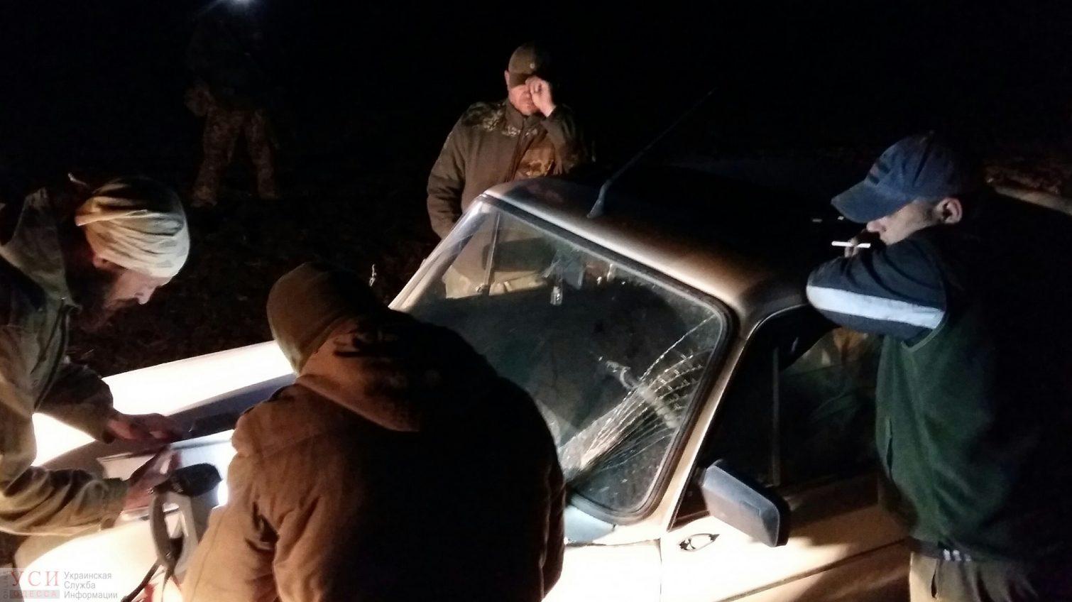 «Вылавливают сотни тонн кефали»: браконьеры оказали сопротивление сотрудникам нацпарка в Одесской области (фото, документ) «фото»