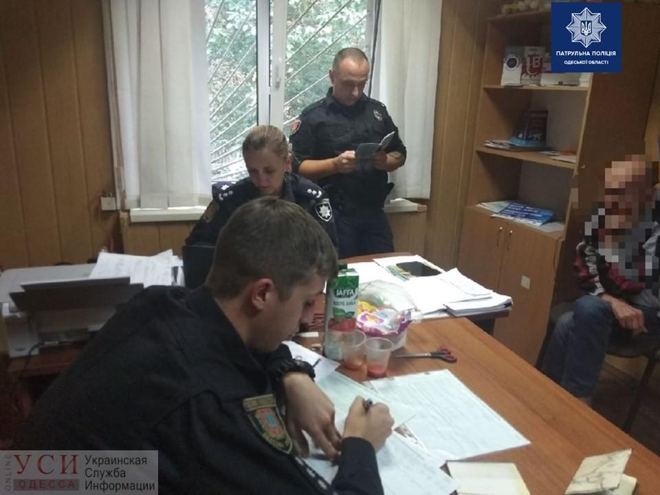 В Одессе мужчина, который избил жену оказался нелегалом: его депортируют «фото»