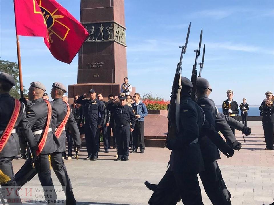 В Одессе почтили память партизан времен Второй мировой (фото) «фото»