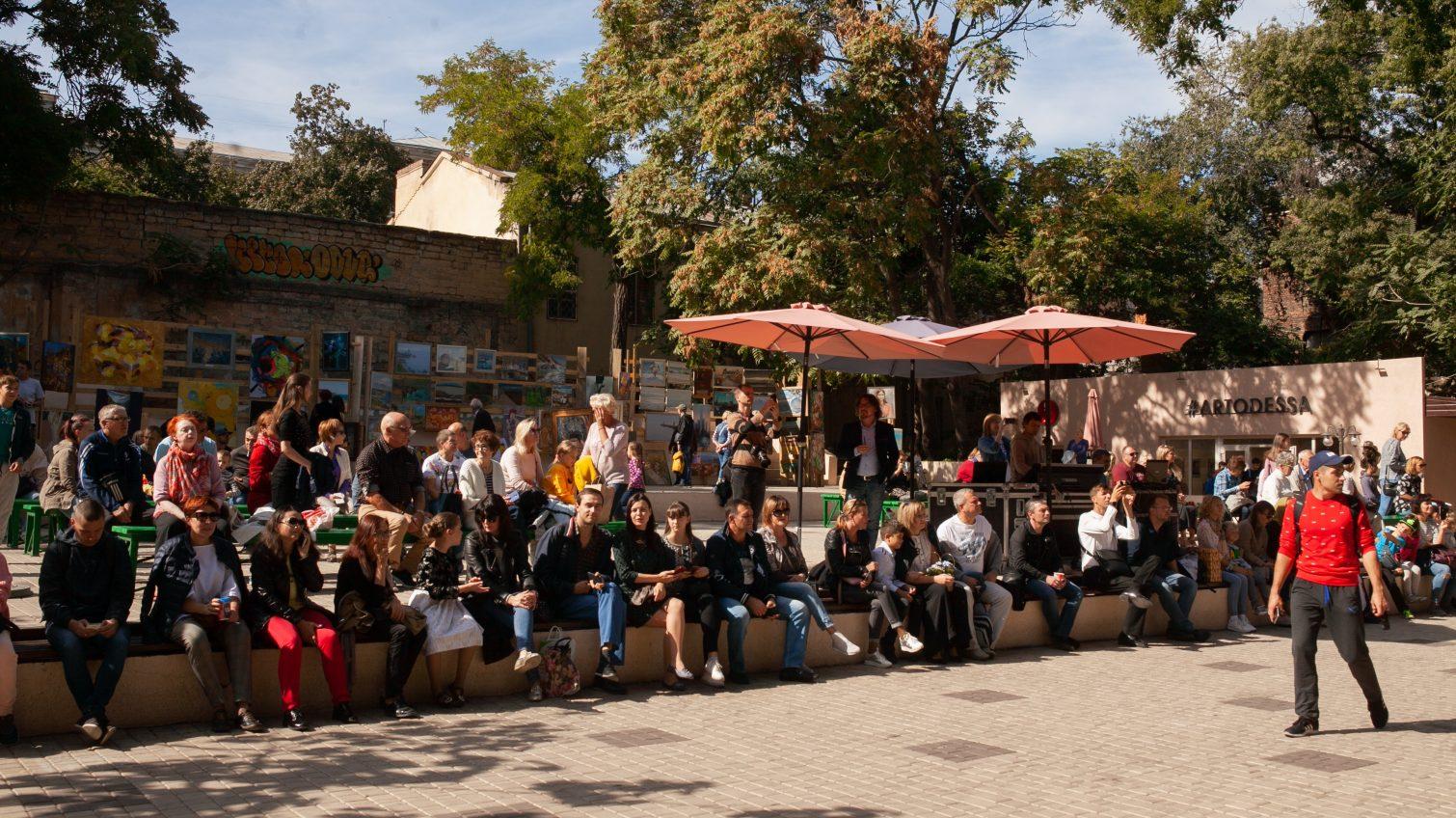 В Одессе выступили юные джазмены (фото, таймлапс) «фото»