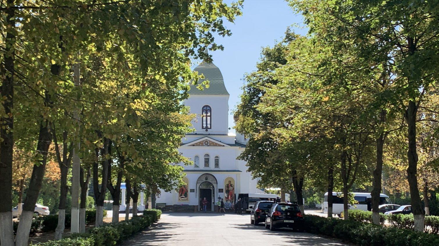 Церковь Московского патриархата на Таировском кладбище закрывают из-за нарушения правил пожарной безопасности «фото»