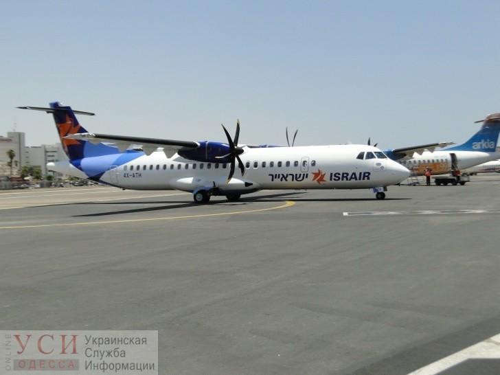 «Israir» запустит прямые рейсы из Одессы в Тель-Авив «фото»
