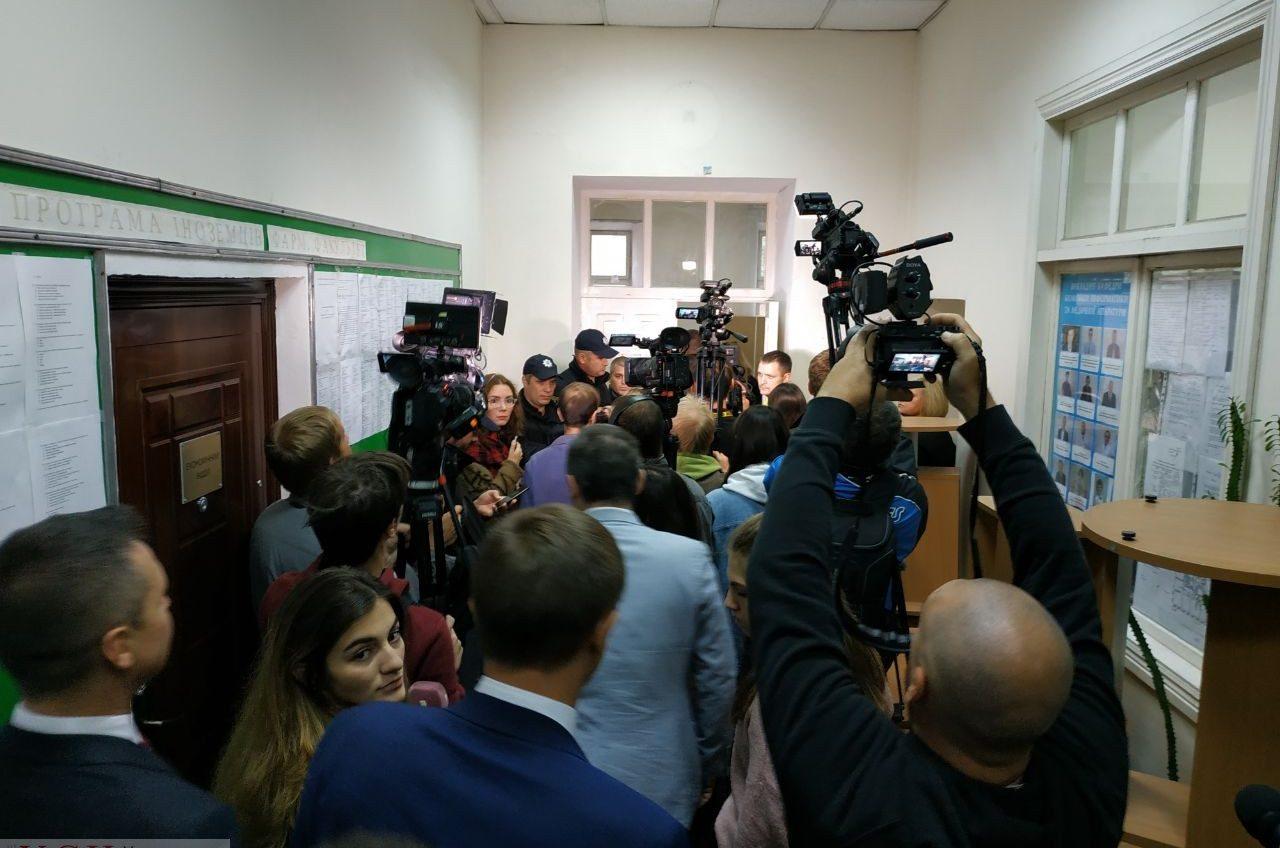 Руководство Минздрава приехало в одесский Медин, чтобы попробовать решить кризис руководства: пока безуспешно (фото) «фото»