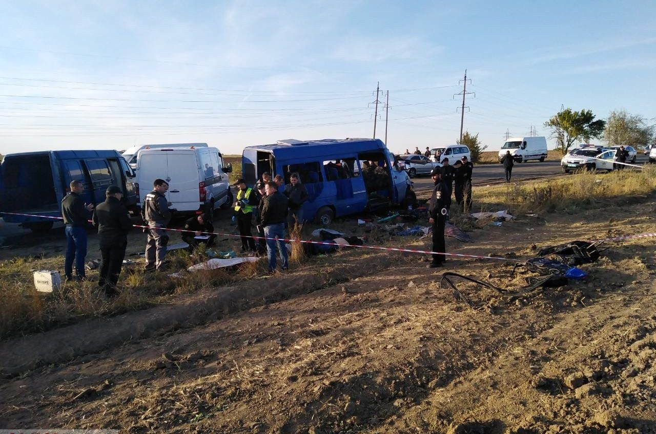 Число погибших в смертельной аварии на трассе Одесса – Овидиополь может увеличиться (фото, видео) «фото»