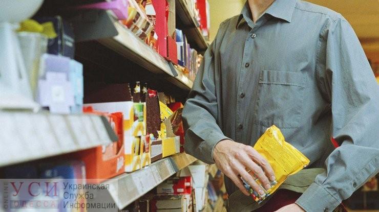 Зубная паста, киндер-сюрприз и виски: что воруют в одесских магазинах «фото»