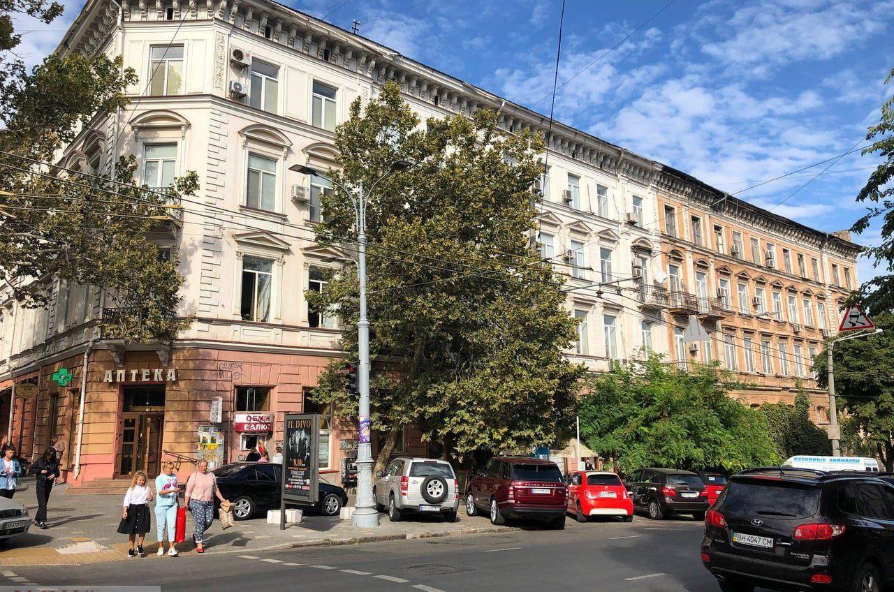 Не прошли проверку: реставрация здания на Ришельевской за 13 миллионов снова под вопросом (фото) «фото»