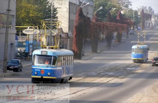 На одесские улицы вернется 21-й трамвай «фото»