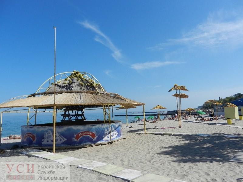 В мэрии решили отдать в аренду один из последних коммунальных пляжей Одессы «фото»