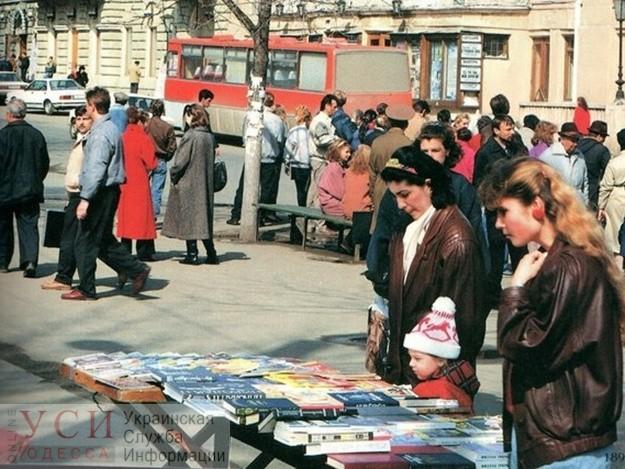 Одесса 25 лет назад: разгул бандитизма, горожане-миллионеры и бесплатный электротранспорт (фото, видео) «фото»
