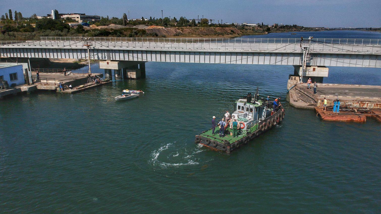 «Золотой» мост через Сухой лиман не могут достроить из-за нехватки средств: нардеп настаивает на аудите (документ) «фото»