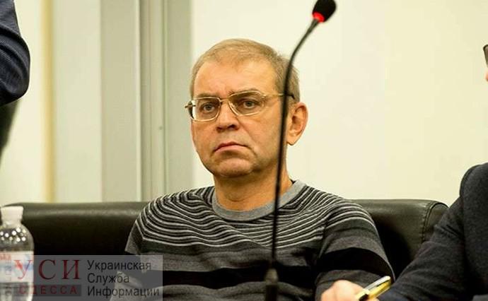 Экс-депутата Пашинского, стрелявшего в человека, оставят под арестом до 4 декабря «фото»