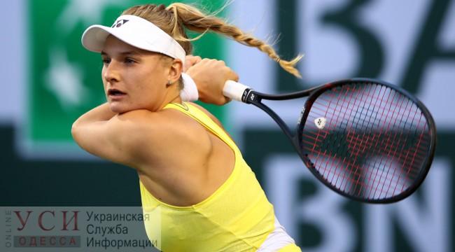 Ястремская уверенно прошла в 1/8 финала теннисного турнира в Китае «фото»