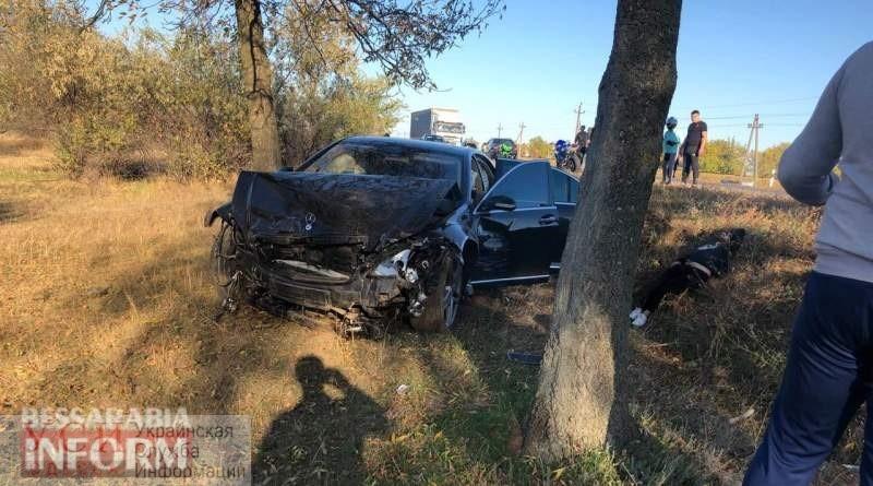 Дрифтер спровоцировал серьезное ДТП на трассе Одесса-Рени: есть пострадавшие (фото) «фото»