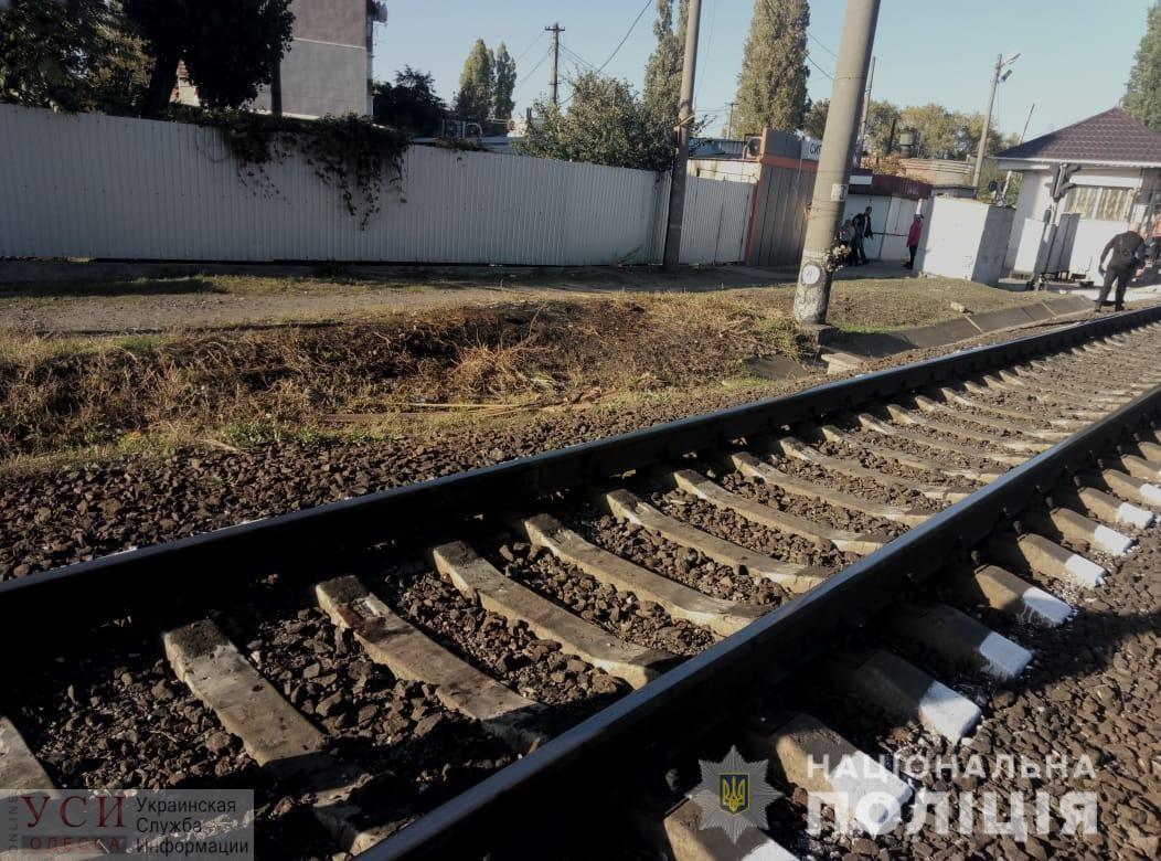 В Одессе женщина погибла под колесами поезда «фото»
