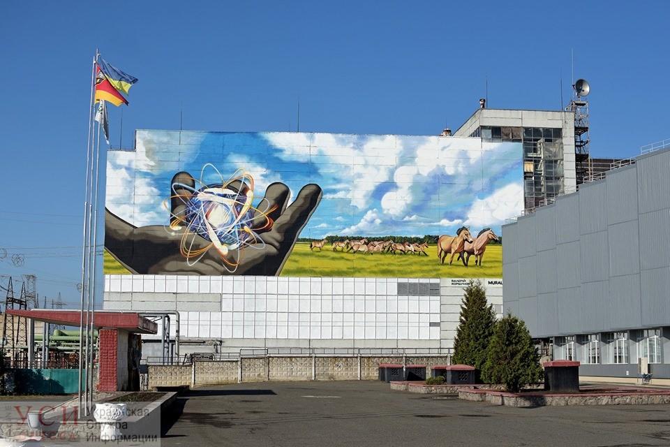 На Чернобыльской АЭС появился мурал – его фото вызвало неоднозначную реакцию в соцсети «фото»