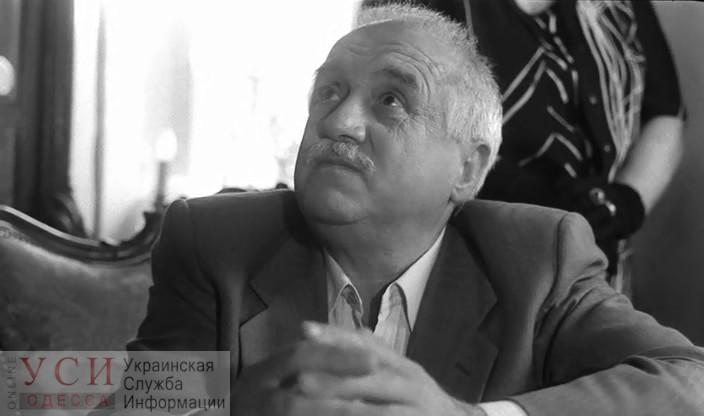 Одесский режиссер объявит голодовку, чтобы спасти Одесскую киностудию «фото»