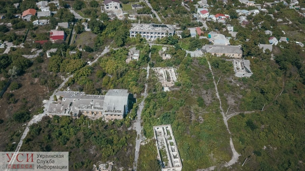 Новый владелец санатория в Черноморке оформляет земельную документацию на 6 гектаров территории «фото»