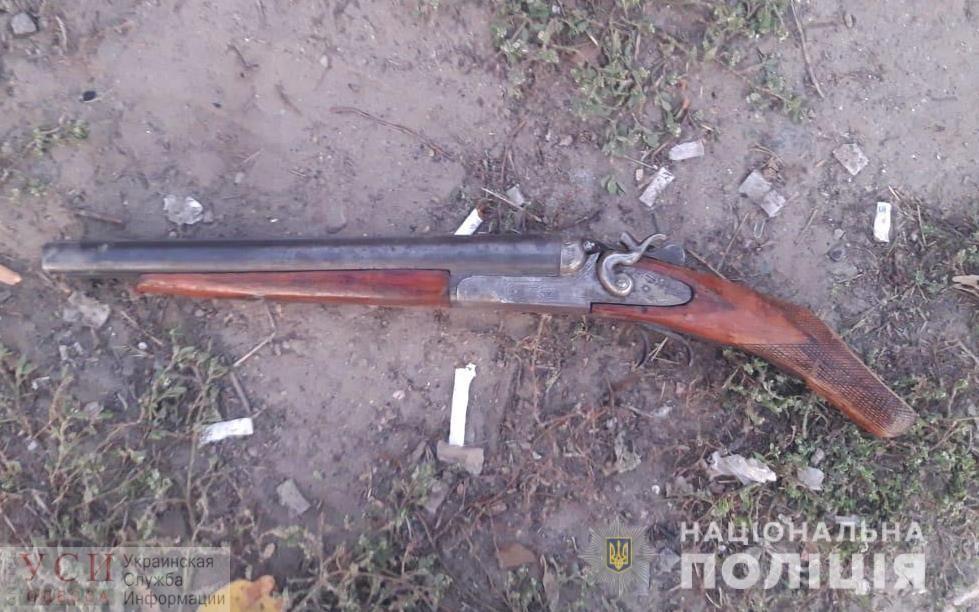 В Лиманском районе задержали разбойника с обрезом «фото»