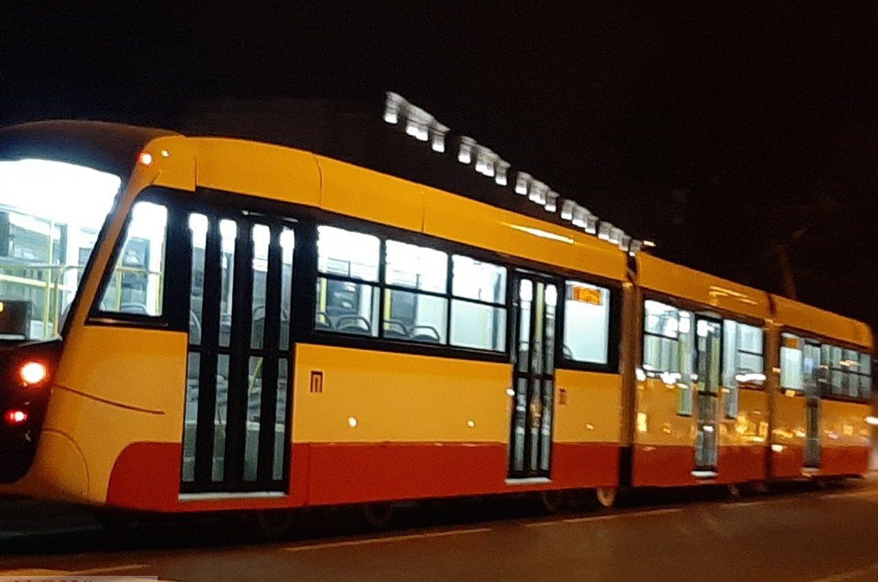 Новый трехсекционный трамвай «Odissey max» проходит испытания перед запуском на маршрут в Одессе (видео) «фото»