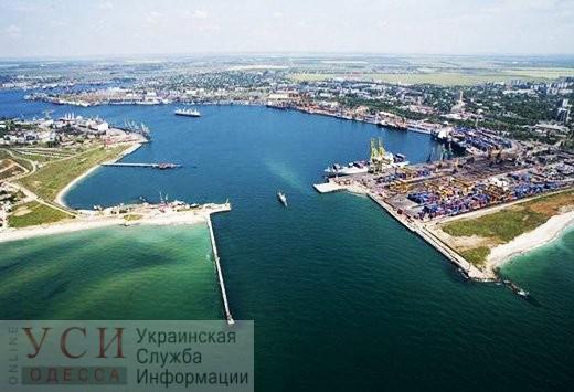 В порту «Черноморск» имущество передали в аренду сомнительной компании «фото»