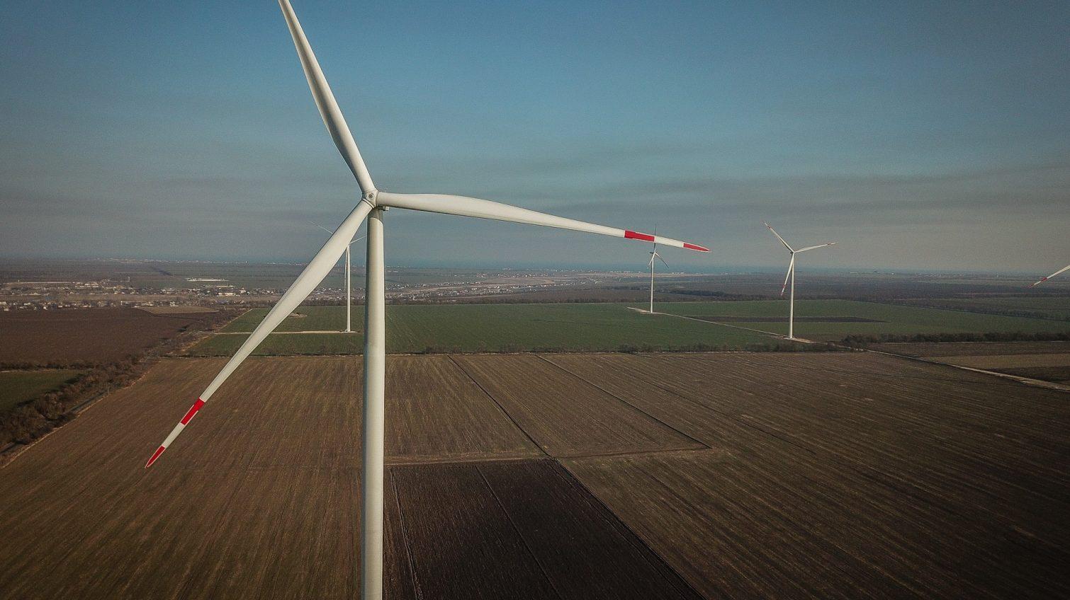 В Одесской области построят две новые ветряные электростанции «фото»