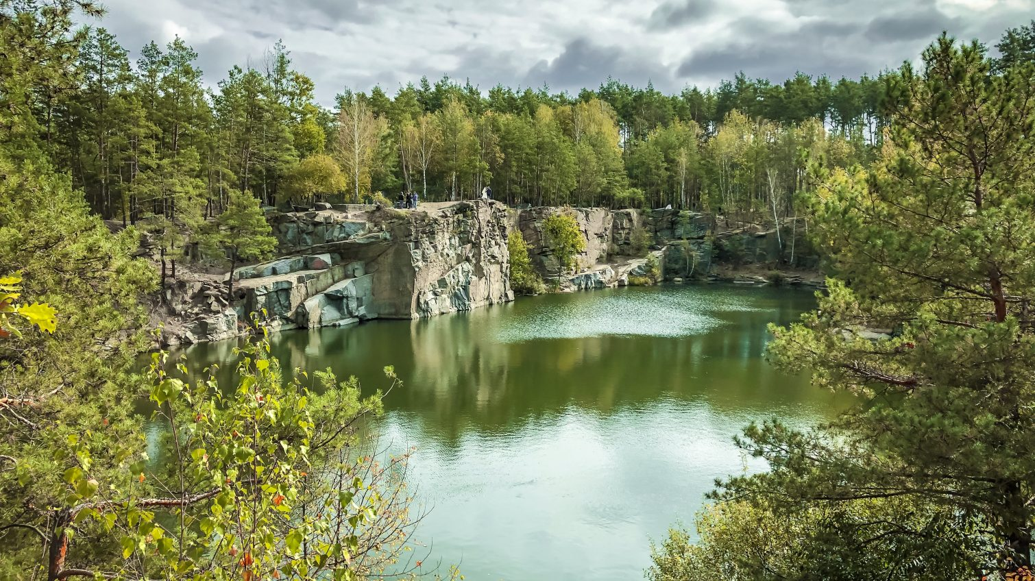 «Украина в деталях»: поездка в Коростышевский каньон под Житомиром и живописные виды (часть 3) «фото»