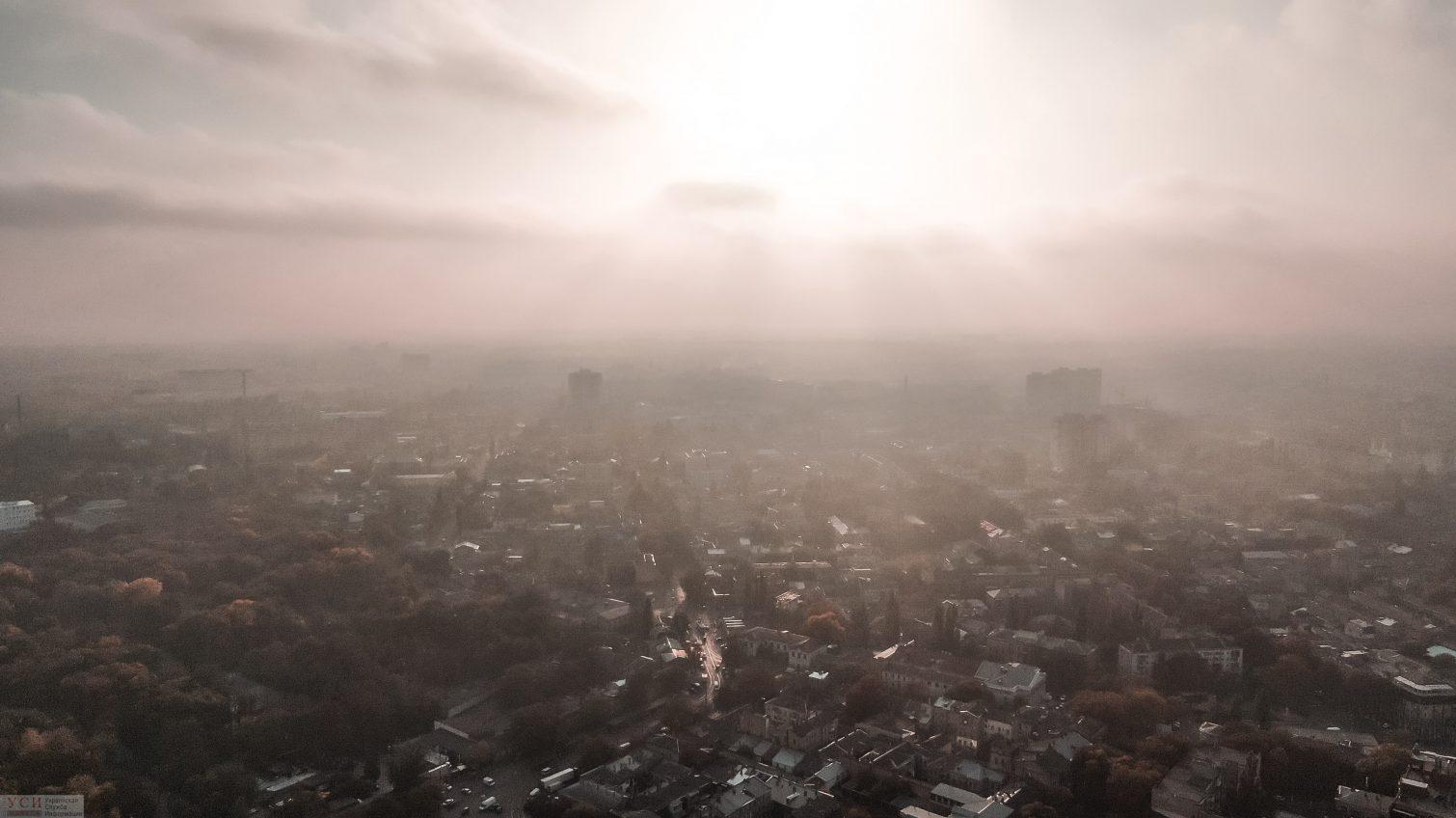 Чем мы дышим: в одесском воздухе повышена предельная концентрация оксида углерода «фото»