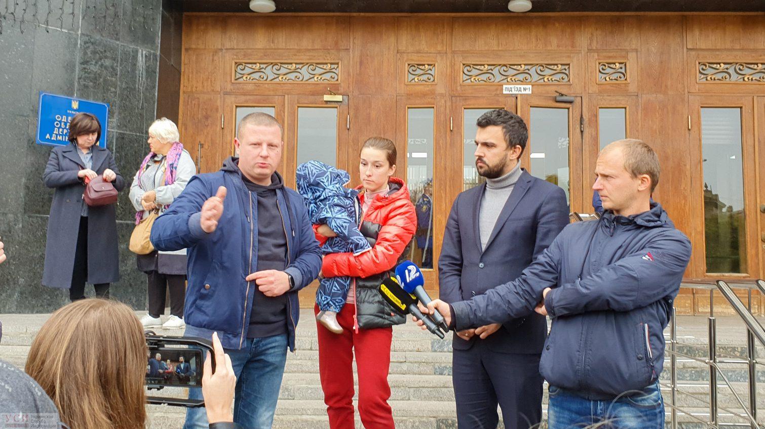 Глава Одесской области взял под контроль факты нападений на жителей Гагаринского плато (видео) «фото»