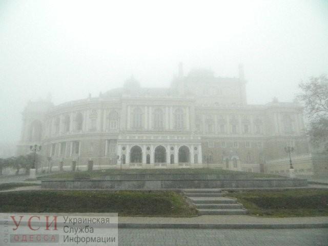 Синоптики: воскресенье в Одессе будет туманным «фото»
