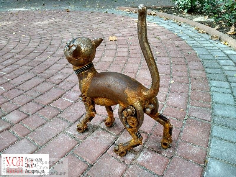В Катаре на международном scrap art-фестивале одесский скульптор представит Украину (фото) «фото»