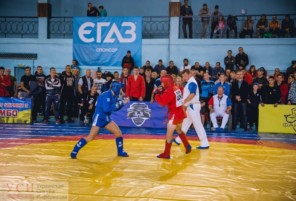Одесские самбисты едут в Сеул на Чемпионат мира (фото) «фото»