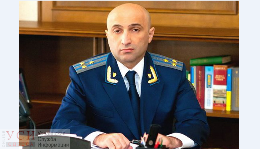 Руслан Рябошапка назначил своим замом бывшего прокурора Одессы «фото»