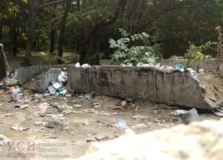 В Фонтанке за полтора миллиона ликвидируют свалку и горы мусора (видео) «фото»