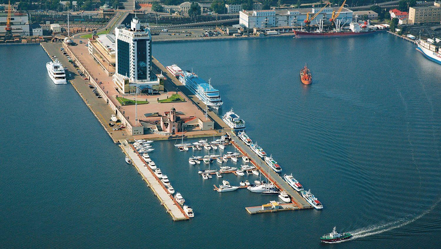 АМПУ объявила конкурс на должность начальника Одесского порта «фото»