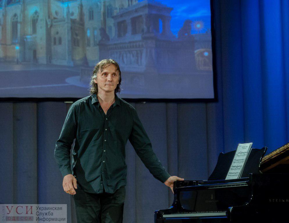 В Одессе пройдет бесплатный концерт известного пианиста из Венгрии «фото»