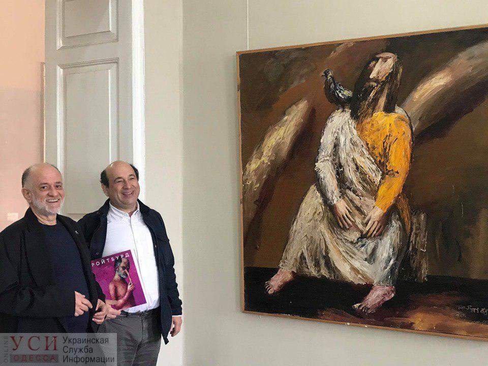 Одесский художественный музей посетил Ротшильд «фото»