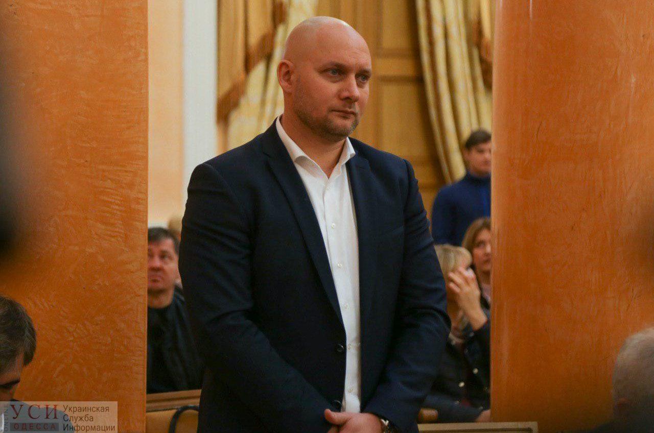 Труханов заменил главу департамента городского хозяйства на Дмитрия Жемана «фото»