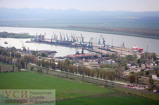 Ренийский порт задолжал налоговой и работникам более 17 миллионов гривен «фото»