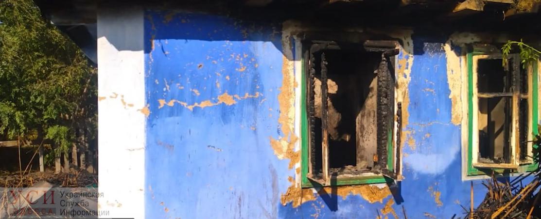 Под Одессой в СИЗО отправили мужчину, который поджег дом парня своей дочери (фото) «фото»