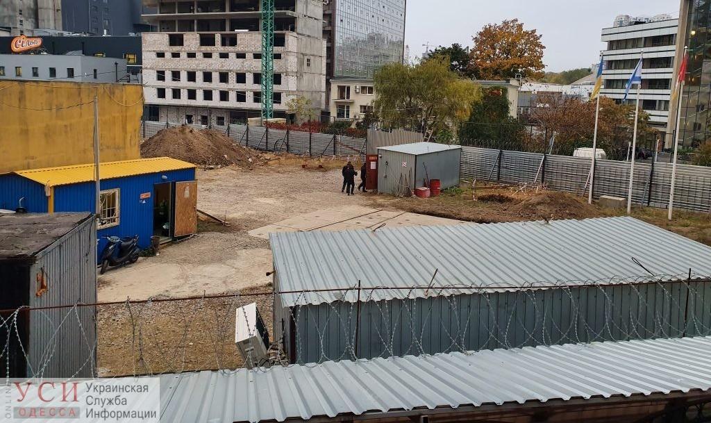 Борцы со стройкой на Гагаринском плато, 5 обратятся за помощью к президенту Зеленскому после очередного избиения «фото»