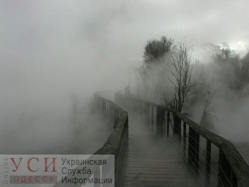 Синоптики предупреждают: густой туман накроет Одессу и область «фото»