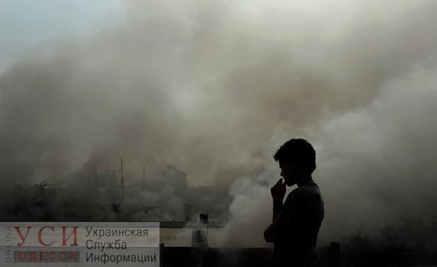 Чем дышат одесситы: воздух на Таирова чище, чем в Суворовском районе (фото) «фото»
