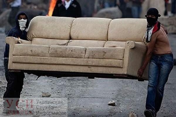 Три года условно: суд внес приговор жителю Татарбунар за кражу дивана «фото»