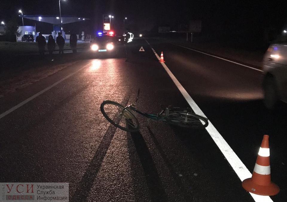 Полицейский сбил насмерть пешехода на трассе «Измаил-Одесса» (фото) «фото»