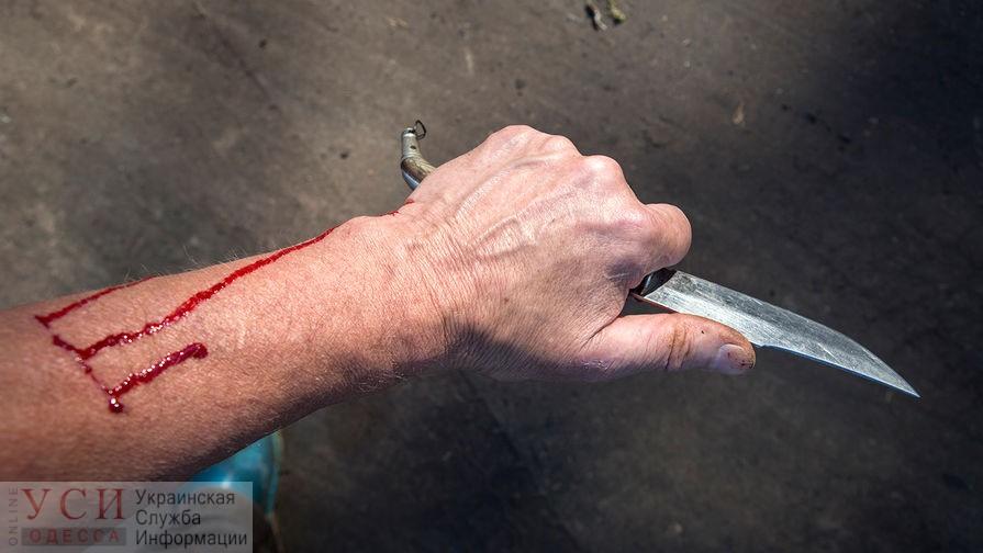 В Измаиле пенсионер зарезал своего сына «фото»