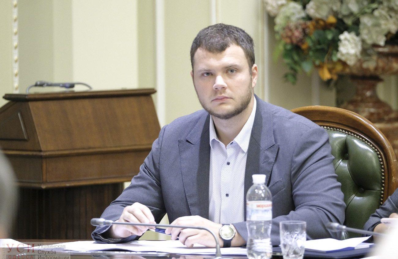 Украинское Дунайское пароходство возглавил столичный юрист (документ) «фото»