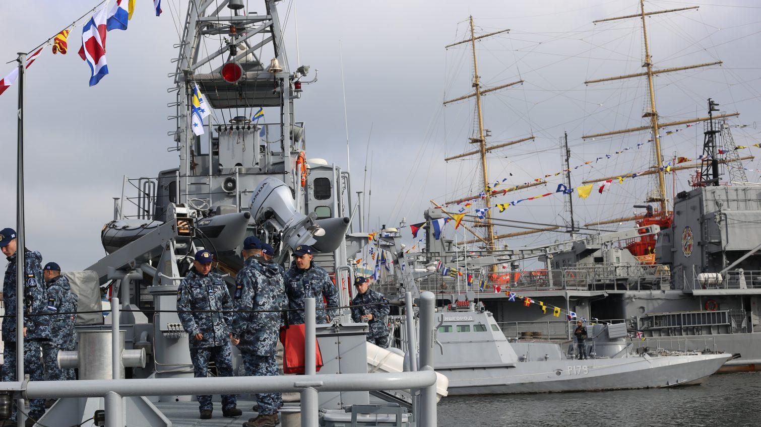 Два катера, подаренные США, стали в ряды ВМС Украины (фото) ОБНОВЛЕНО «фото»