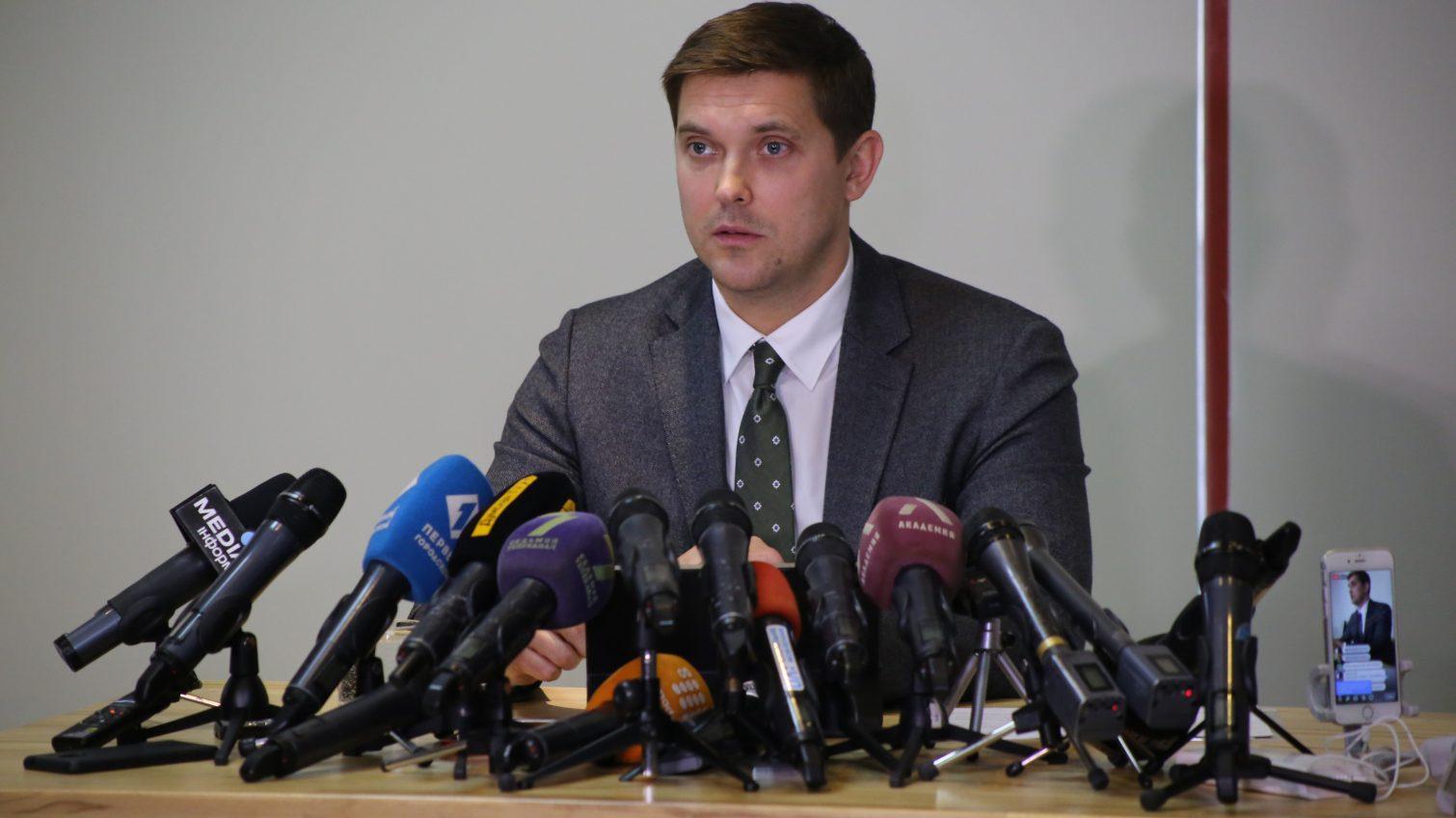 Глава ОГА Куцый: «Таможенного эксперимента» в 2020 году не будет, но бюджет на ремонт дорог вырастет «фото»