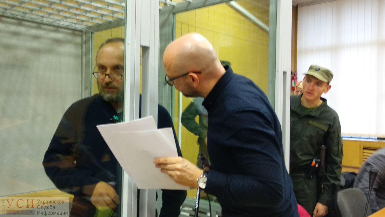 Рассмотрение апелляции об освобождении из-под ареста Вадима Черного вновь перенесли (фото) «фото»