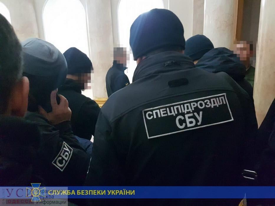Обыск в Одесской мэрии: СБУ обвиняет глав департаментов в махинациях на 100 миллионов гривен (фото) «фото»